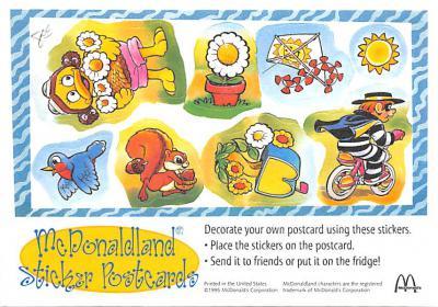 adv017219 - Advertising Post Card  back