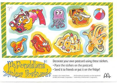 adv017221 - Advertising Post Card  back