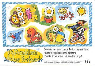 adv017227 - Advertising Post Card  back