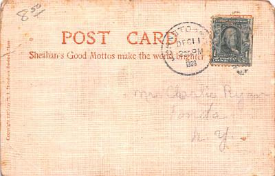 adv018015 - Wine and Liquor Advertising Old Vintage Antique Post Card  back