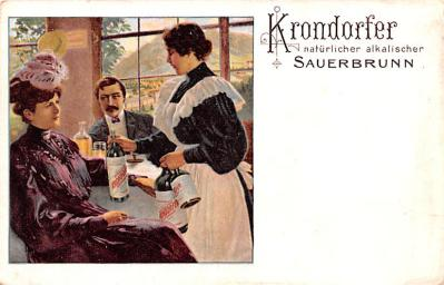adv018019 - Wine and Liquor Advertising Old Vintage Antique Post Card
