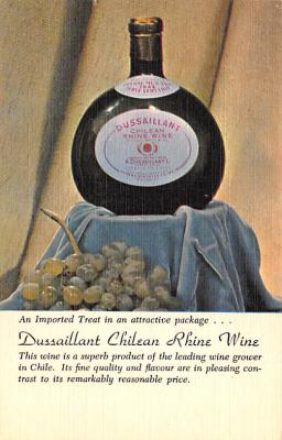adv018091 - Wine and Liquor Advertising Old Vintage Antique Post Card