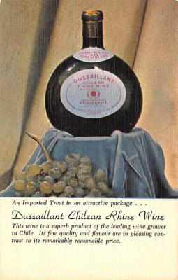 adv018097 - Wine and Liquor Advertising Old Vintage Antique Post Card
