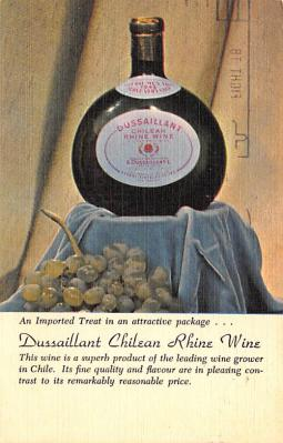 adv018127 - Wine and Liquor Advertising Old Vintage Antique Post Card