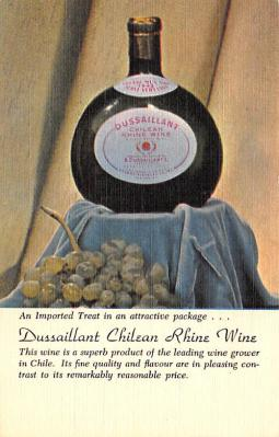 adv018141 - Wine and Liquor Advertising Old Vintage Antique Post Card