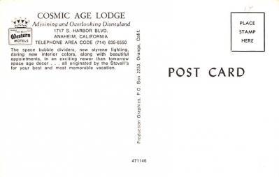 adv020061 - Furniture Advertising Old Vintage Antique Post Card  back