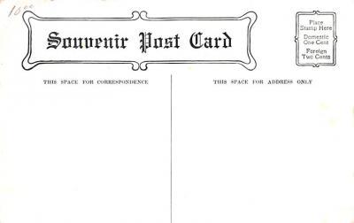 adv022021 - Hardware Advertising Old Vintage Antique Post Card  back