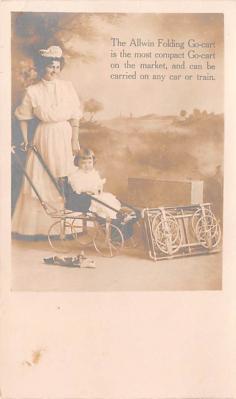 adv022155 - Hardware Advertising Old Vintage Antique Post Card