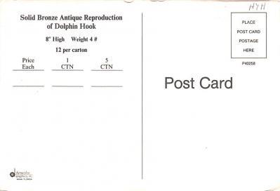 adv022475 - Hardware Advertising Old Vintage Antique Post Card  back