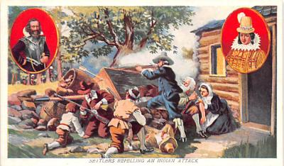adv025035 - Insurance Advertising Old Vintage Antique Post Card