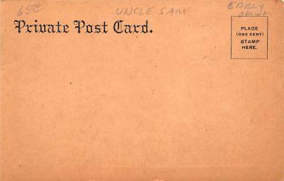 adv028055 - Medicine Advertising Old Vintage Antique Post Card  back