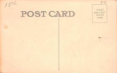 adv028063 - Medicine Advertising Old Vintage Antique Post Card  back