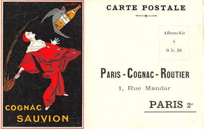 adv034009 - Poster Style Advertising Old Vintage Antique Post Card