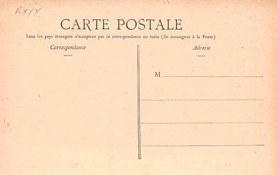 adv100111 - Advertising Byrrh Postcard Tonique Hygienique A Base De Vins Genereux de Quinquina Old Vintage Antique Post Card  back