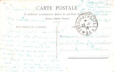 adv100123 - Advertising Byrrh Postcard Tonique Hygienique A Base De Vins Genereux de Quinquina Old Vintage Antique Post Card  back