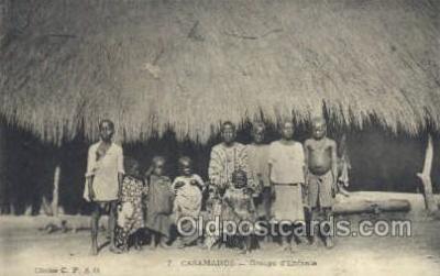 afr100098 - Senegal African Life Postcard Post Card