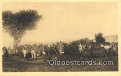 afr100110 - Ruanda African Life Postcard Post Card