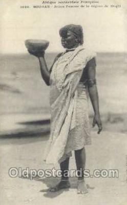 afr100160 - Soudan African Life Postcard Post Card