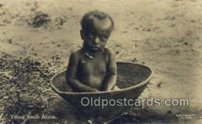afr100185 - South Africa African Life Postcard Post Card