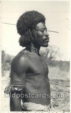 afr100289 - Eritrea African Life Postcard Post Card