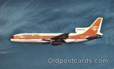 Lockheeds 1011 Tristar
