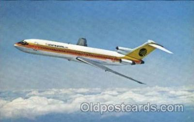Continental Airlines, 727 Trijet