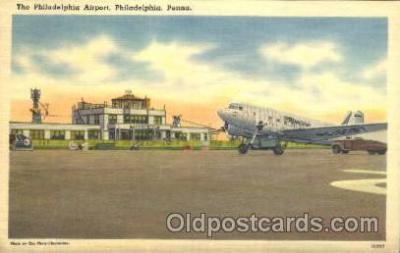 The Philadelphia Airport, Philadelphia, Penna