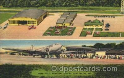 Smith Field, Municipal Airport, Fort Wayne, Ind.