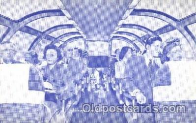 air001155 - Planetarium-Domes on Colorado Eagle Airline, Airlines, Airplane, Airplanes, Postcard Post Card