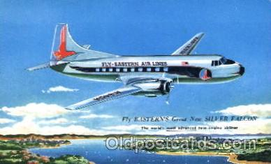 Fly-Eastern Airlines,Silver Falcon