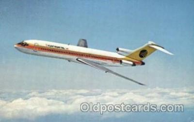 Continential Airlines, 727