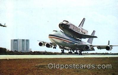 Columbla & NASA 747