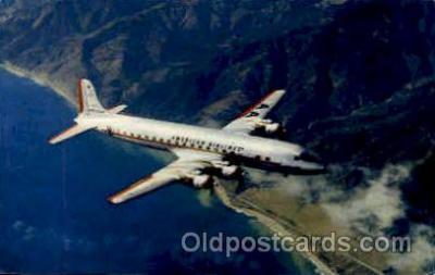 air001303 - American Airlines Flagship  Airplane, Aviation, Postcard Post Card