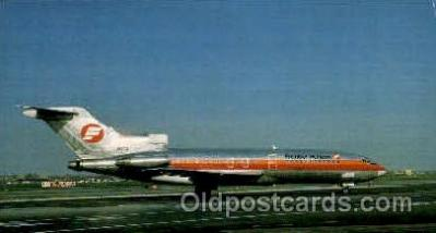 air001317 - Frontier Horizon Boeing 727-23  Airplane, Aviation, Postcard Post Card