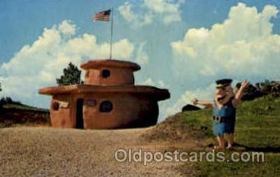 Bedrock City, Custer, SD USA