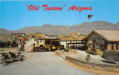 amp003001 - Arizona, AZ, USA Postcard