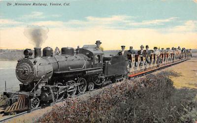 amp005302 - Vencie, California, CA, USA Postcard