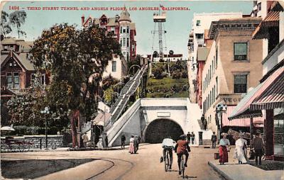 amp005316 - Los Angeles, California, CA, USA Postcard