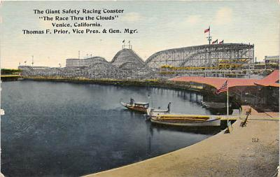 amp005322 - Vencie, California, CA, USA Postcard