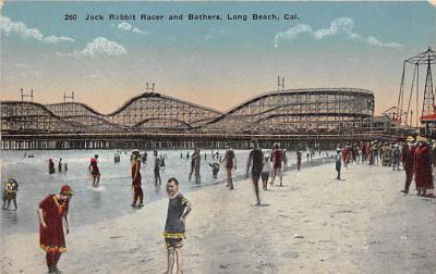 amp005325 - Long Beach, California, CA, USA Postcard