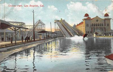amp005331 - Los Angeles, California, CA, USA Postcard