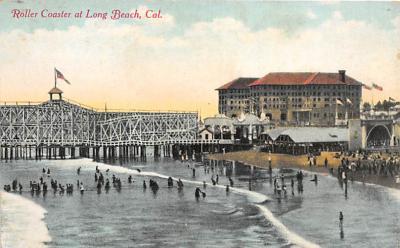 amp005337 - Long Beach, California, CA, USA Postcard