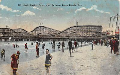 amp005339 - Long Beach, California, CA, USA Postcard