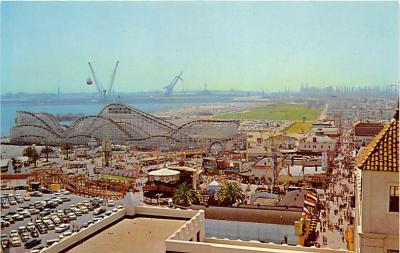 amp005353 - Long Beach, California, CA, USA Postcard
