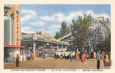 amp006010 - Denver, Colorado, CO, USA Postcard