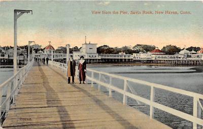 amp007010 - New Haven, Connecticut, CT, USA, USA Postcard