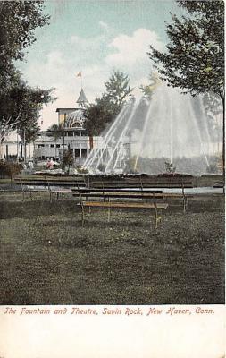 amp007026 - New Haven, Connecticut, CT, USA, USA Postcard