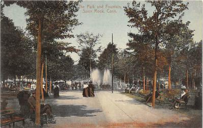 amp007027 - Savin Rock, Connecticut, CT, USA, USA Postcard