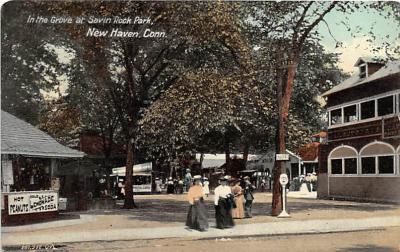 amp007031 - New Haven, Connecticut, CT, USA, USA Postcard