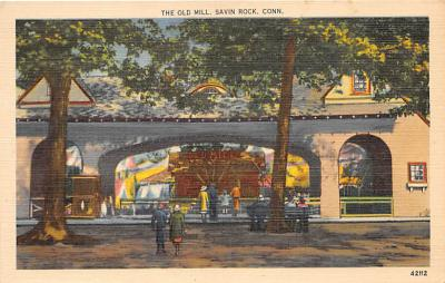 amp007038 - Savin Rock, Connecticut, CT, USA, USA Postcard